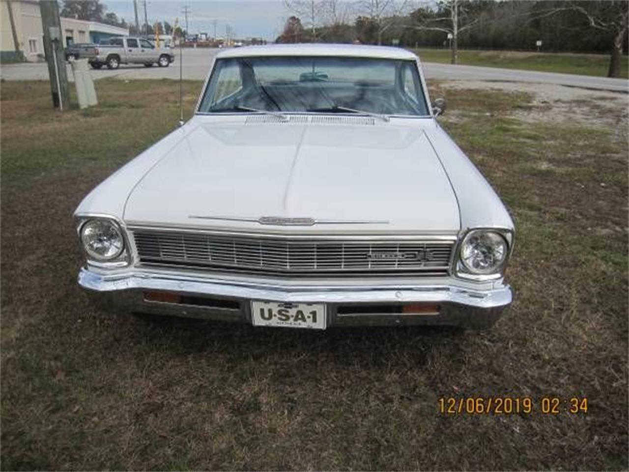 1966 Chevrolet Chevy II (CC-1417938) for sale in Cadillac, Michigan