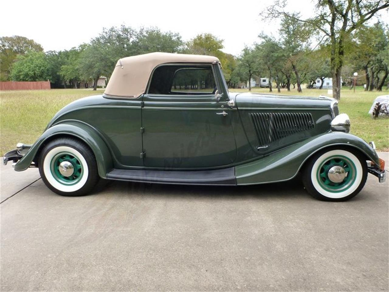 1934 Ford Cabriolet (CC-1417940) for sale in Arlington, Texas