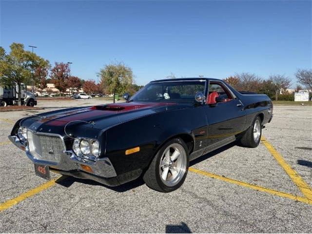 1972 Ford Ranchero (CC-1417950) for sale in Cadillac, Michigan