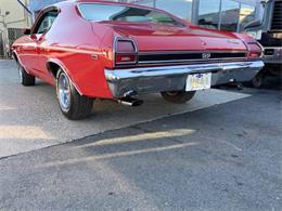 1969 Chevrolet Chevelle (CC-1417953) for sale in Cadillac, Michigan