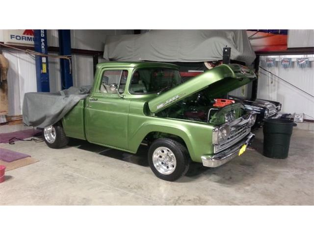 1960 Ford Pickup (CC-1417957) for sale in Cadillac, Michigan