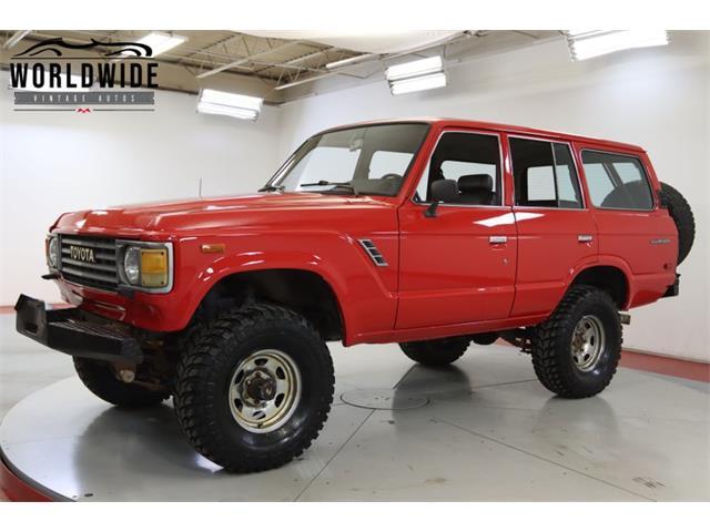 1984 Toyota Land Cruiser FJ