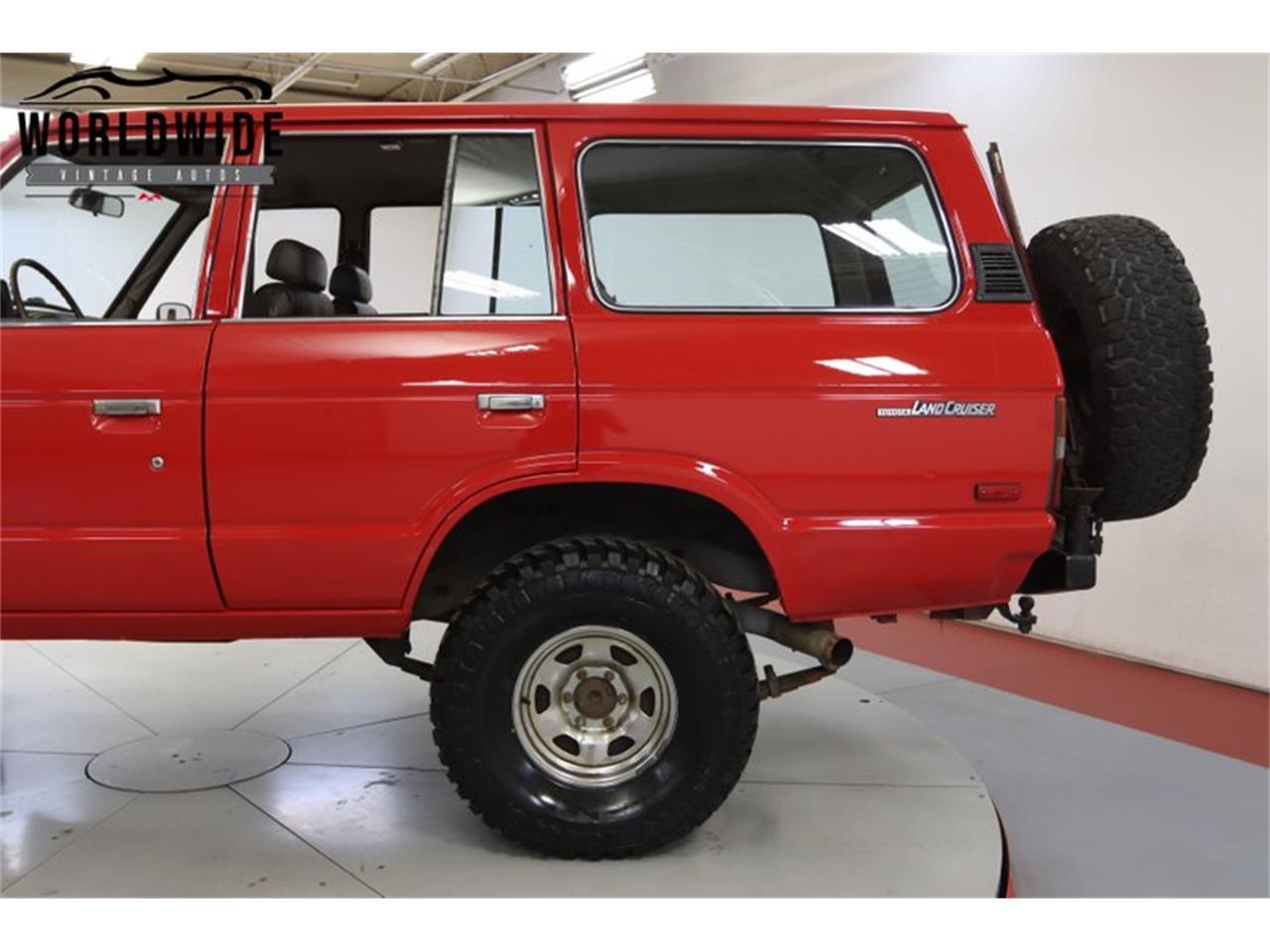 1984 Toyota Land Cruiser FJ (CC-1410796) for sale in Denver , Colorado