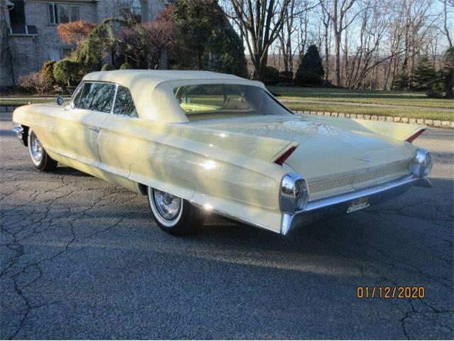 1962 Cadillac DeVille (CC-1417960) for sale in Cadillac, Michigan