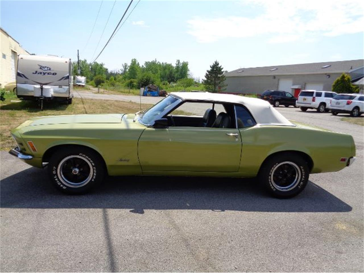 1970 Ford Mustang (CC-1417961) for sale in Cadillac, Michigan