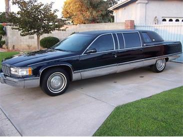 1995 Cadillac Fleetwood (CC-1417968) for sale in Cadillac, Michigan