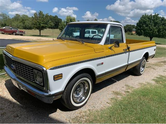 1971 Chevrolet Cheyenne (CC-1417970) for sale in Cadillac, Michigan