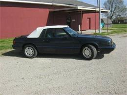 1988 Ford Mustang (CC-1417975) for sale in Cadillac, Michigan