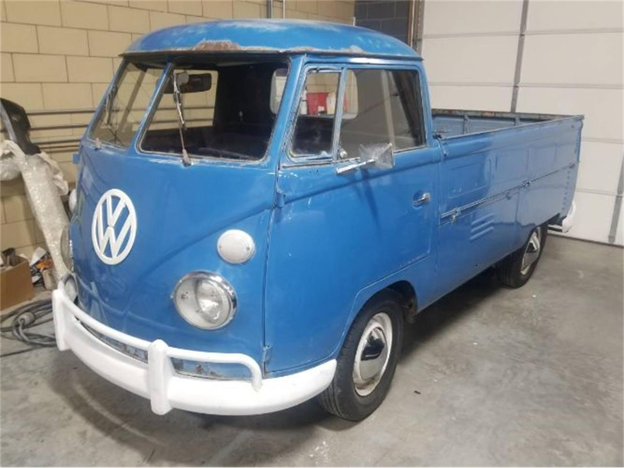 1961 Volkswagen Pickup (CC-1417979) for sale in Cadillac, Michigan