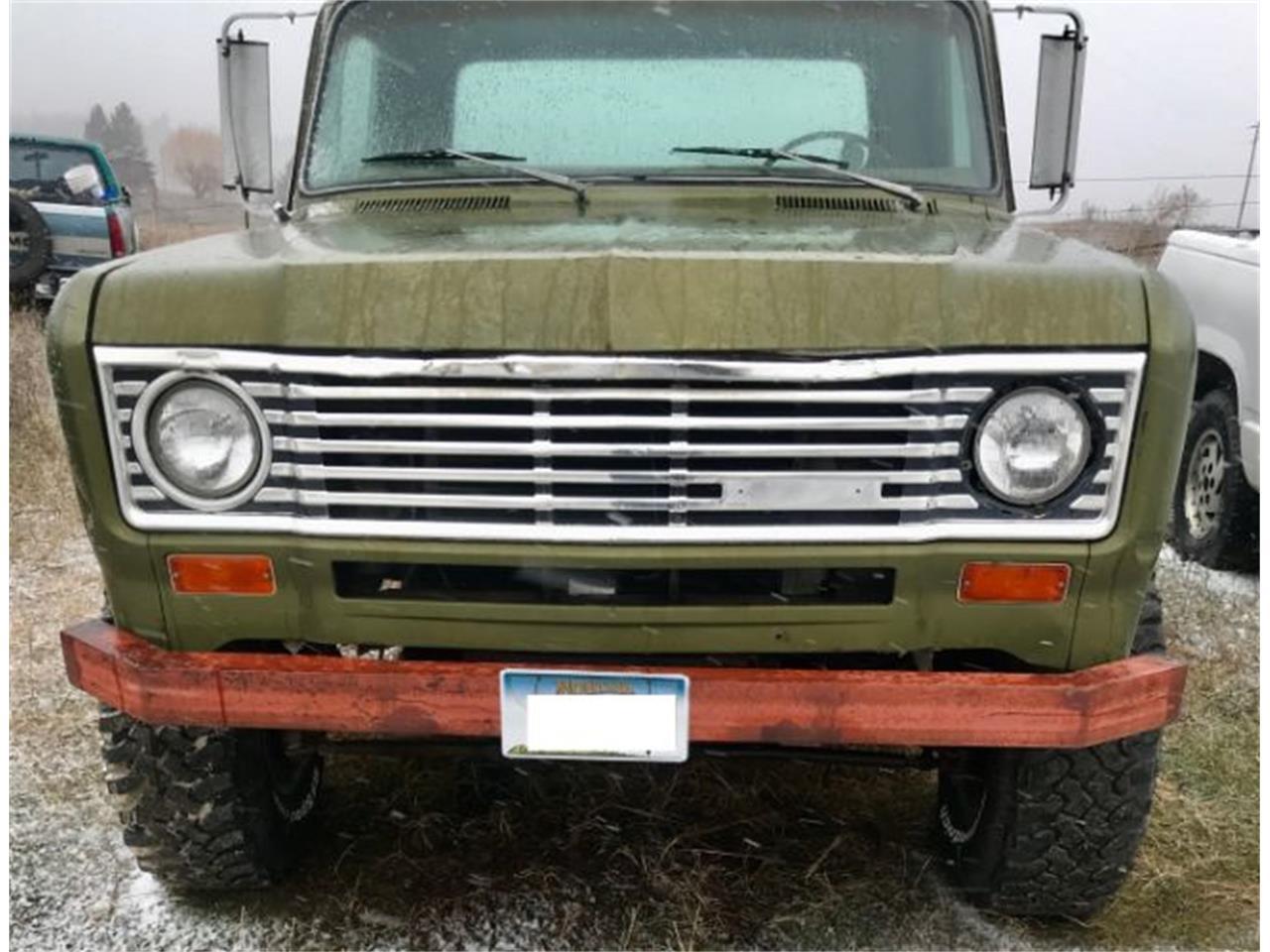 1974 International 200 (CC-1417981) for sale in Cadillac, Michigan