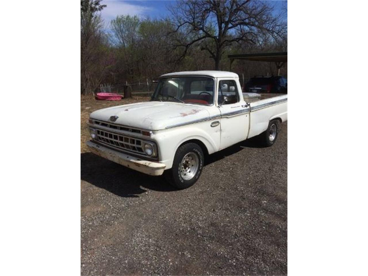 1965 Ford F250 (CC-1417982) for sale in Cadillac, Michigan