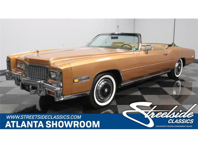 1976 Cadillac Eldorado (CC-1410799) for sale in Lithia Springs, Georgia