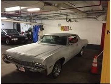 1968 Chevrolet Caprice (CC-1417994) for sale in Cadillac, Michigan