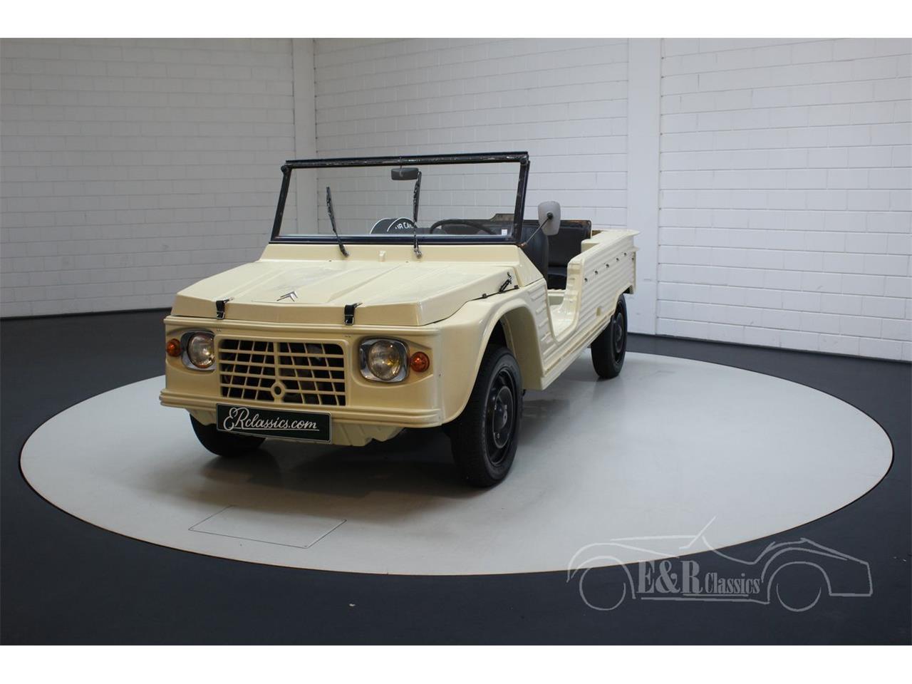 1975 Citroen Mehari (CC-1418003) for sale in Waalwijk, Noord-Brabant