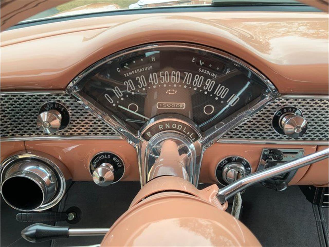 1955 Chevrolet Bel Air (CC-1418017) for sale in Fredericksburg, Texas