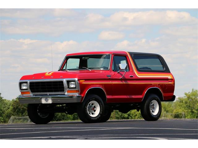 1978 Ford Bronco (CC-1418028) for sale in Stratford, Wisconsin