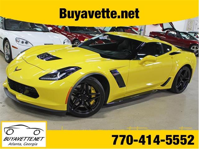 2018 Chevrolet Corvette (CC-1418037) for sale in Atlanta, Georgia