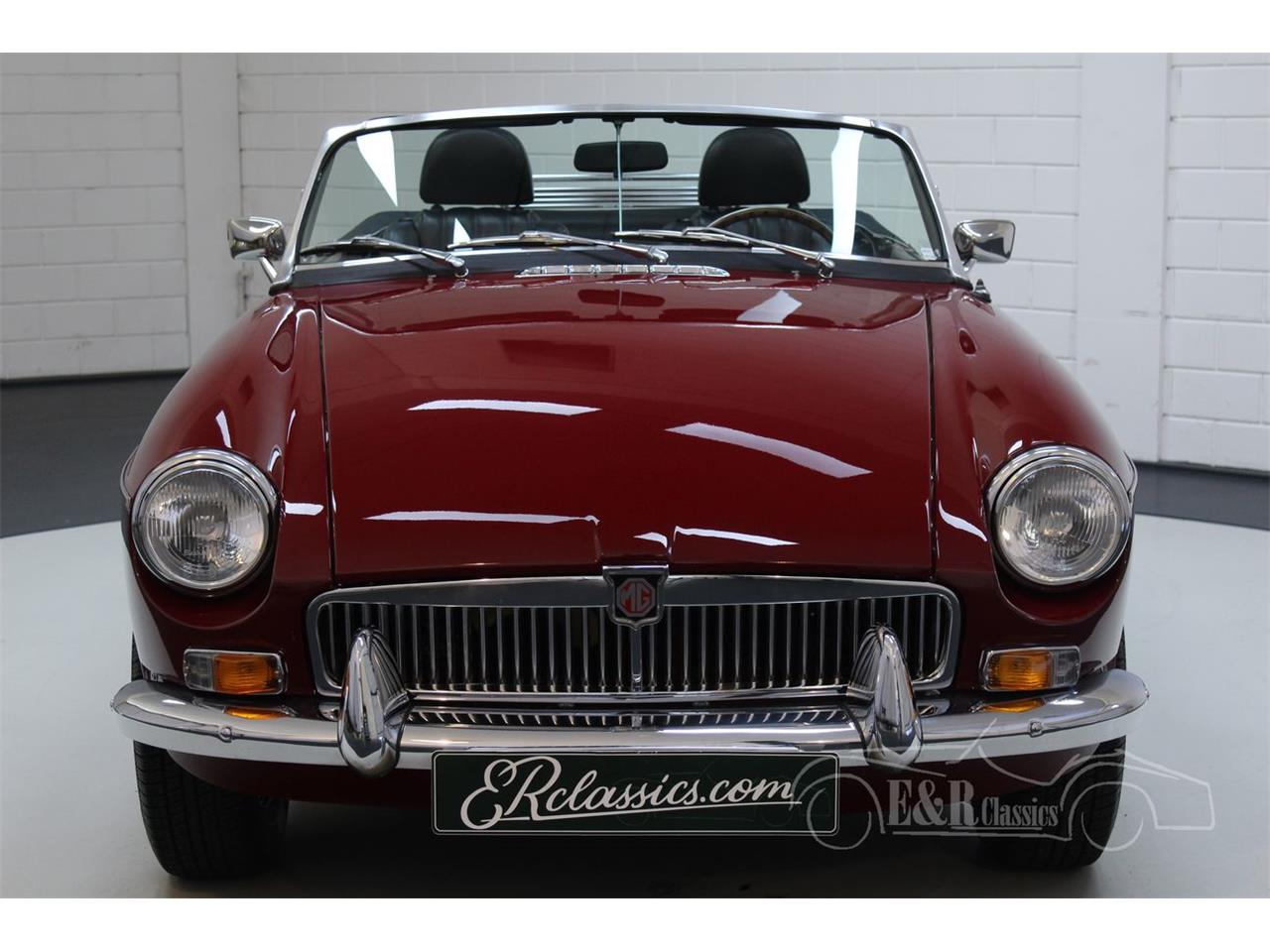 1976 MG MGB (CC-1418042) for sale in Waalwijk, Noord Brabant