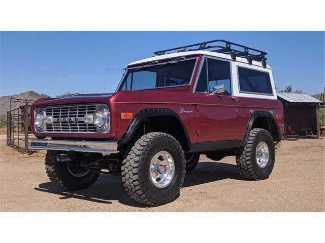 1976 Ford Bronco (CC-1418043) for sale in Cave Creek, Arizona
