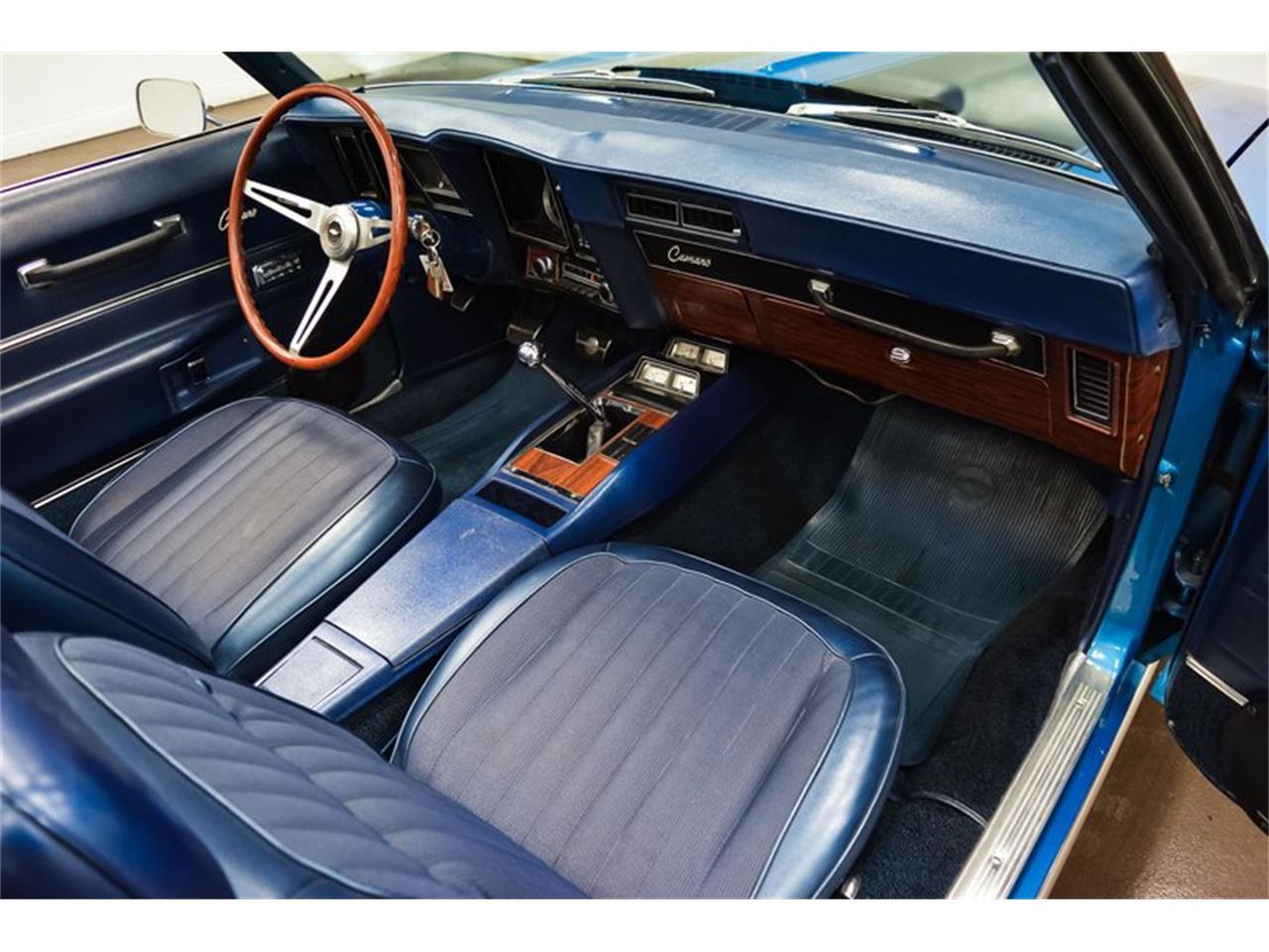1969 Chevrolet Camaro (CC-1418052) for sale in Sherman, Texas