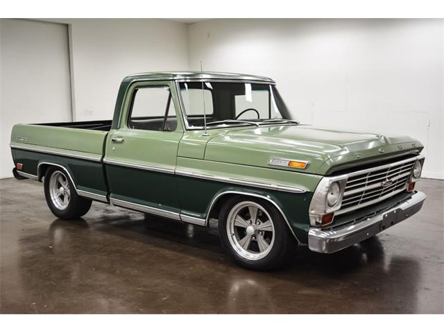 1968 Ford F100 (CC-1418054) for sale in Sherman, Texas