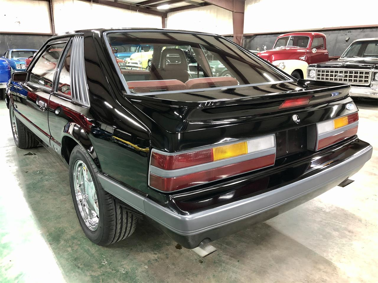 1986 Ford Mustang (CC-1418057) for sale in Sherman, Texas