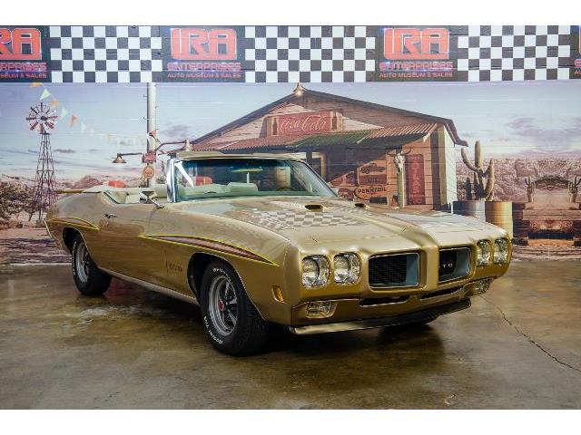 1970 Pontiac GTO (CC-1418058) for sale in Bristol, Pennsylvania