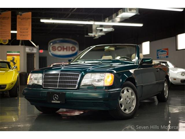 1995 Mercedes-Benz E320 (CC-1418059) for sale in Cincinnati, Ohio