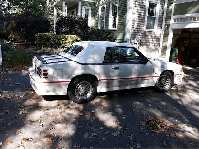 1987 Ford Mustang (CC-1418070) for sale in Tampa, Florida
