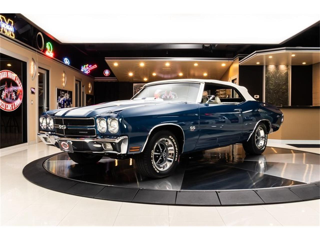 1970 Chevrolet Chevelle (CC-1410808) for sale in Plymouth, Michigan