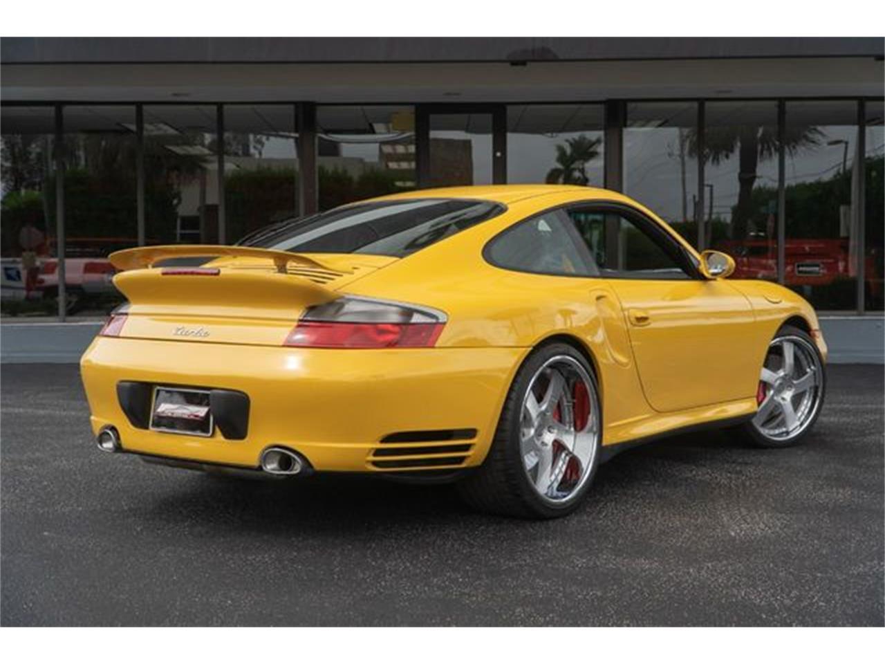2001 Porsche 911 Carrera (CC-1418080) for sale in Miami, Florida