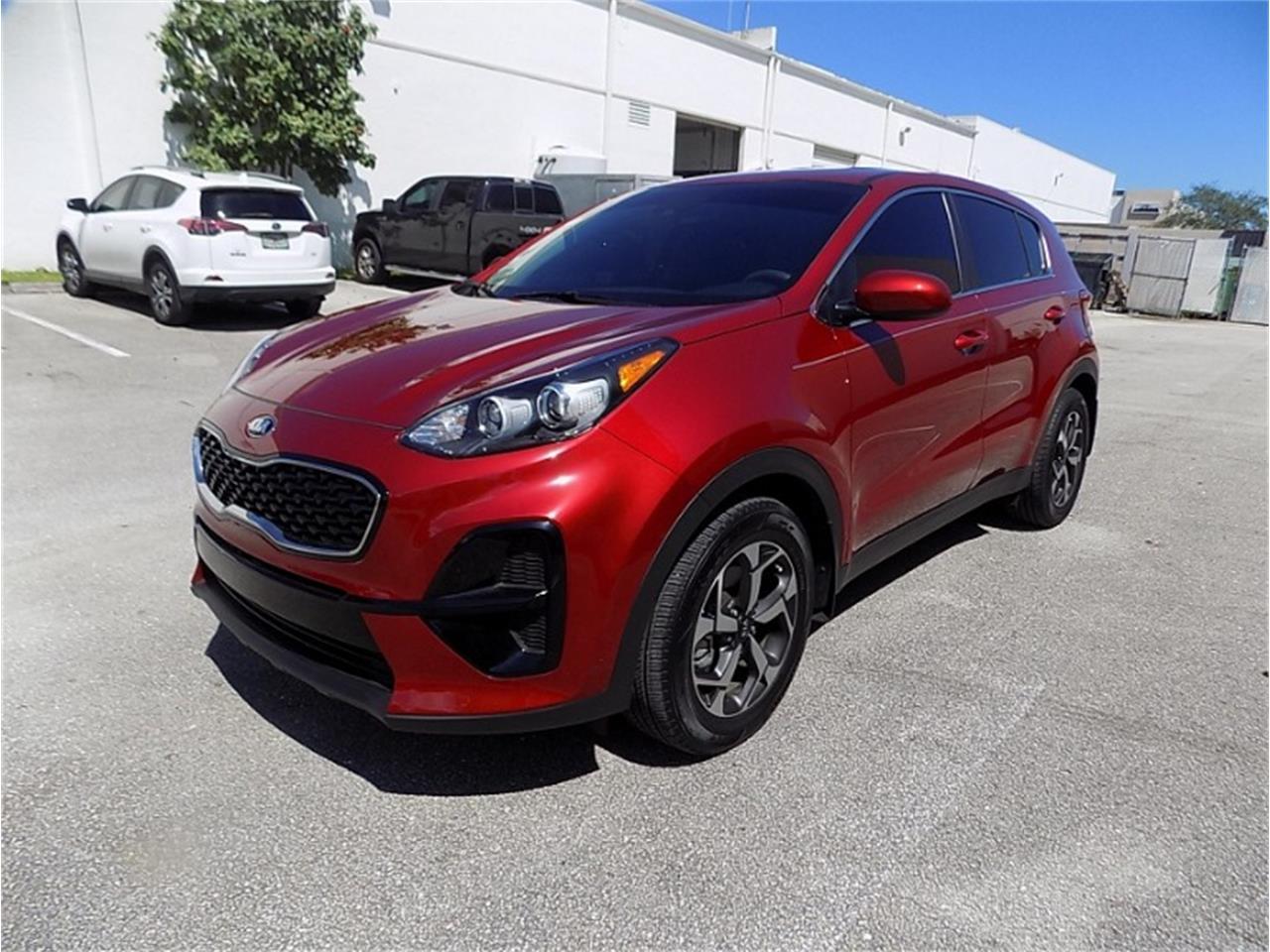 2020 Kia Sportage (CC-1418081) for sale in Pompano Beach, Florida