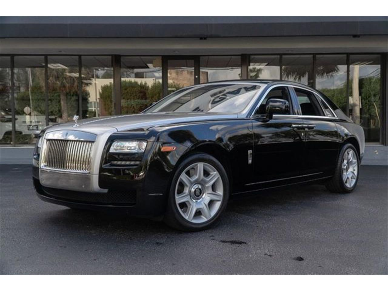 2010 Rolls-Royce Silver Ghost (CC-1418082) for sale in Miami, Florida