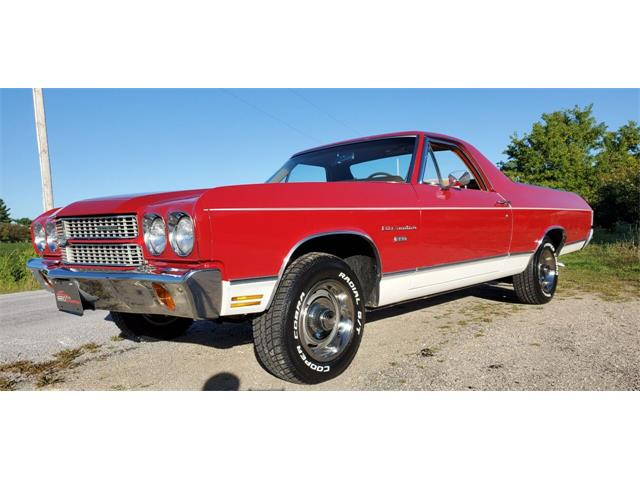 1970 Chevrolet El Camino (CC-1418087) for sale in Watertown, Wisconsin