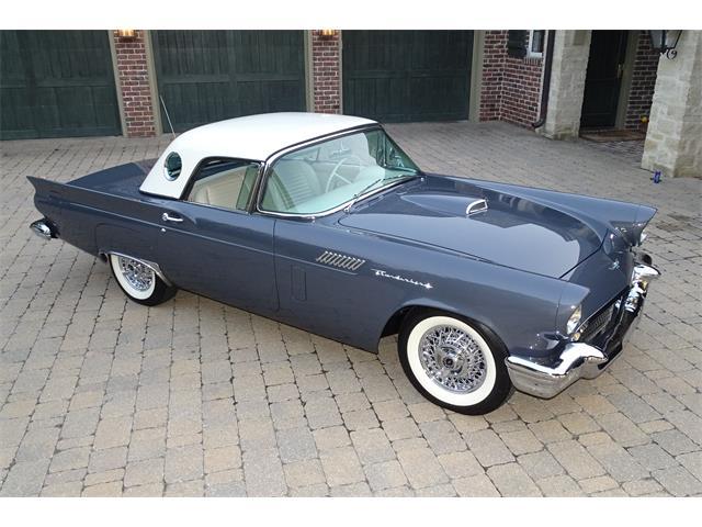 1957 Ford Thunderbird (CC-1418094) for sale in Wichita, Kansas