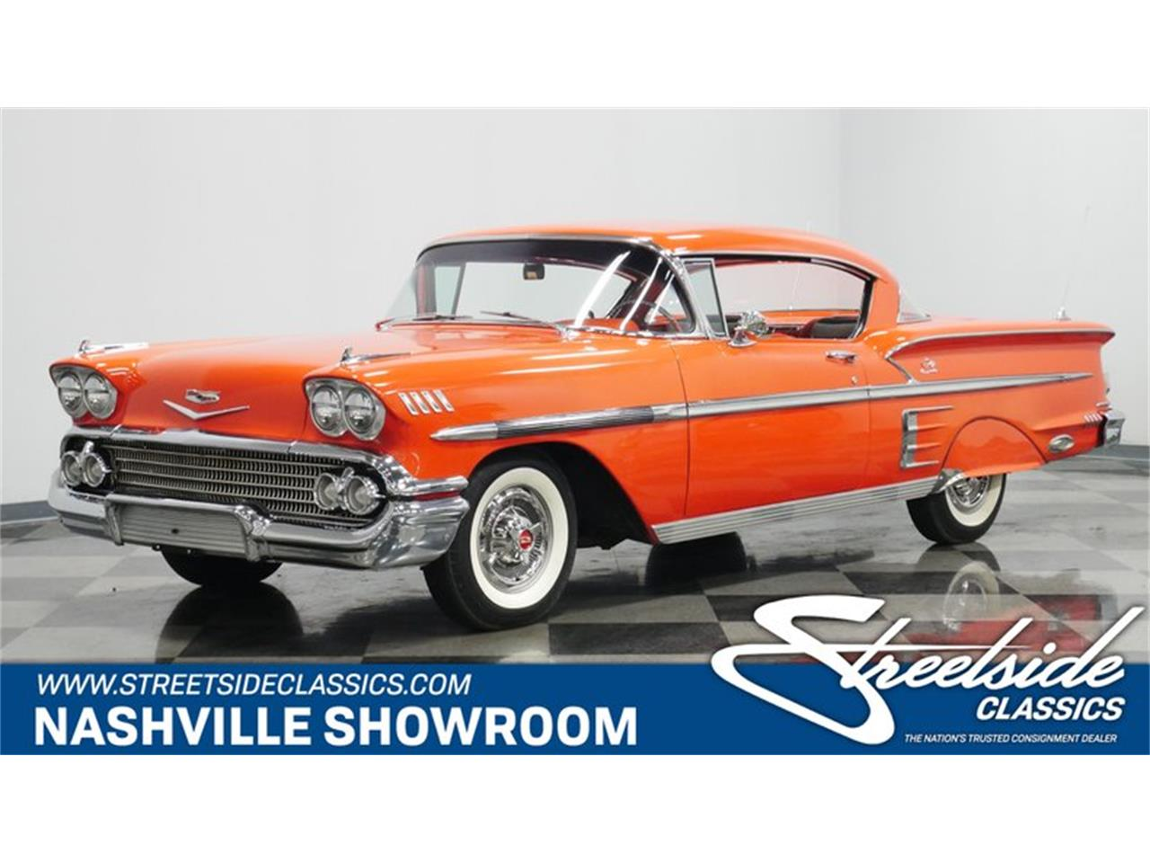 1958 Chevrolet Impala (CC-1410081) for sale in Lavergne, Tennessee
