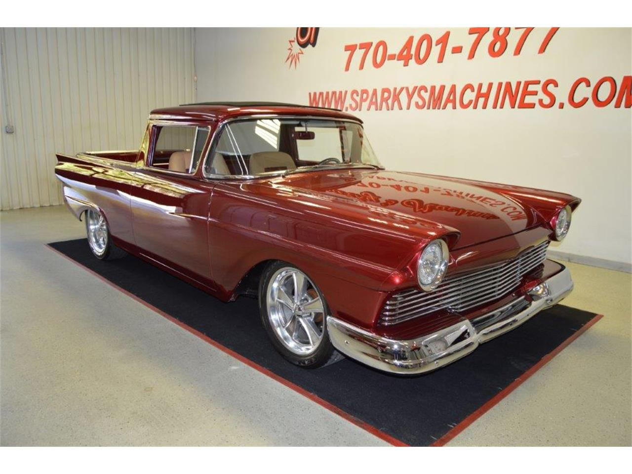 1958 Ford Ranchero (CC-1418103) for sale in Loganville, Georgia