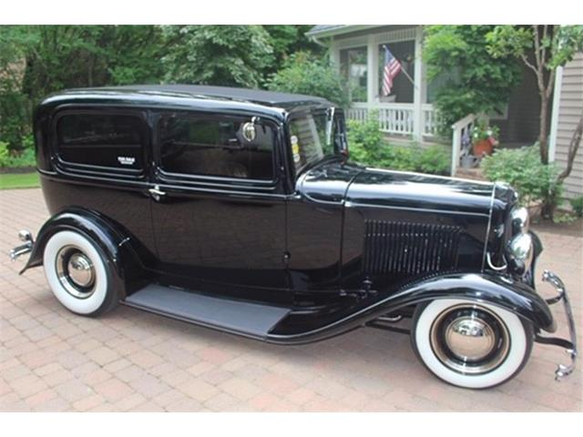 1932 Ford Tudor (CC-1418111) for sale in Roslyn, Washington