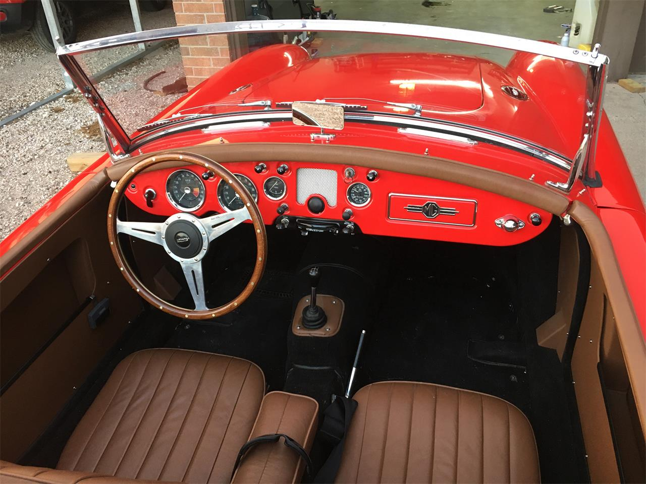 1957 MG MGA (CC-1418113) for sale in Hobbs, New Mexico