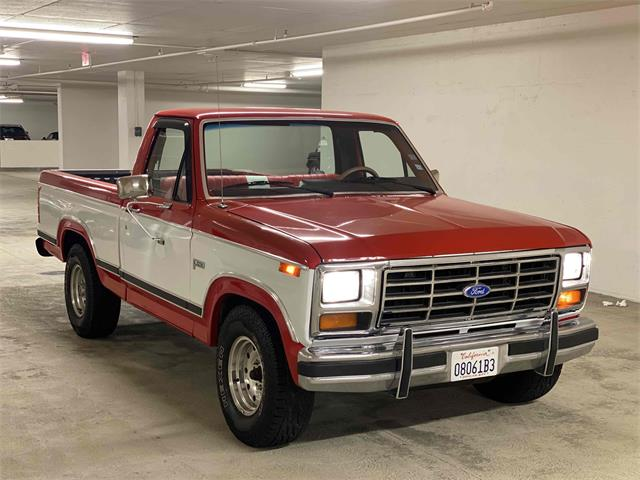 1982 Ford F150 (CC-1418117) for sale in Anaheim, California