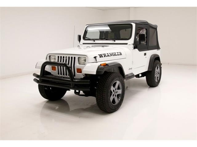 1991 Jeep Wrangler (CC-1418123) for sale in Morgantown, Pennsylvania