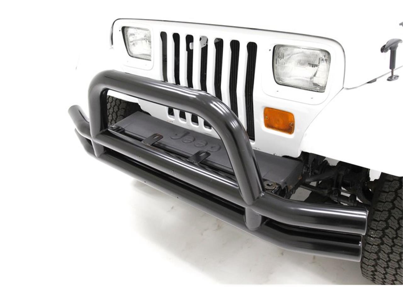 1991 Jeep Wrangler (CC-1418123) for sale in Morgantown, Pennsylvania