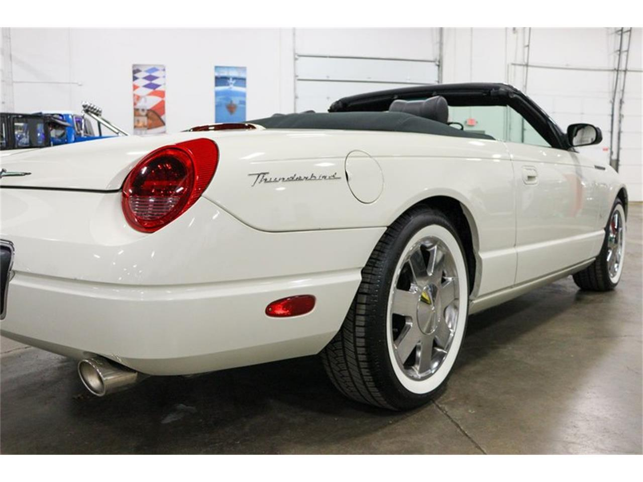 2003 Ford Thunderbird (CC-1418125) for sale in Kentwood, Michigan