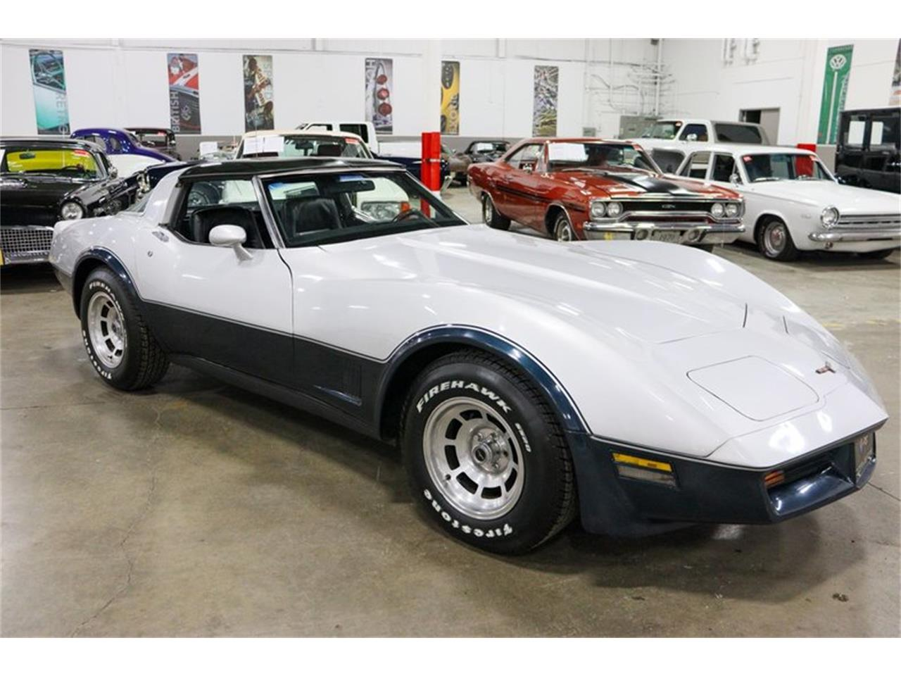 1981 Chevrolet Corvette (CC-1418127) for sale in Kentwood, Michigan