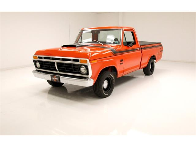 1975 Ford F100 (CC-1418129) for sale in Morgantown, Pennsylvania