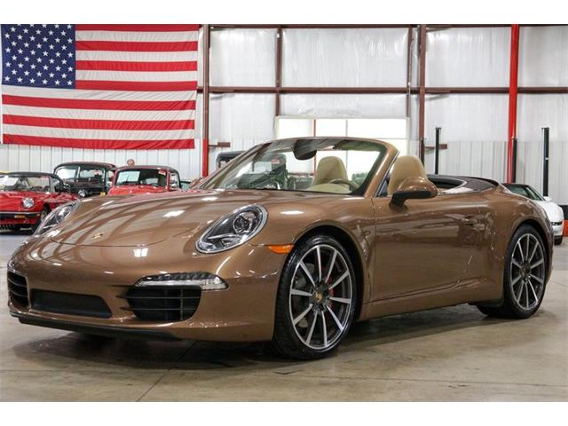 2013 Porsche 911 (CC-1418130) for sale in Kentwood, Michigan