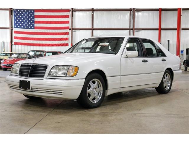 1997 Mercedes-Benz S320 (CC-1418131) for sale in Kentwood, Michigan