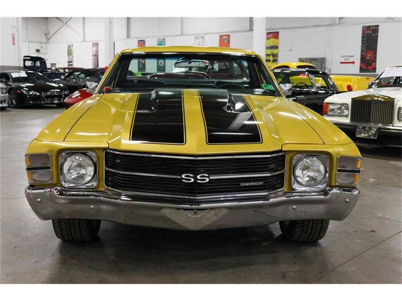 1971 Chevrolet El Camino (CC-1418140) for sale in Kentwood, Michigan
