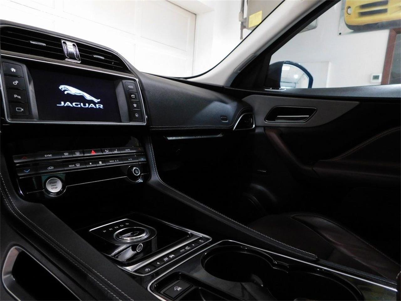2017 Jaguar F-PACE (CC-1418146) for sale in Hamburg, New York