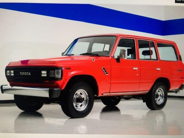 1988 Toyota Land Cruiser FJ (CC-1418164) for sale in Greensboro, North Carolina